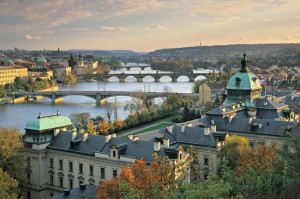 bridges_on_vltava