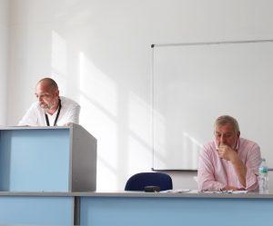 Д-р Здравко Дечев представя писателя Йордан Велчев