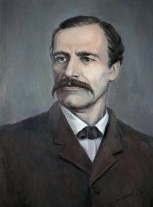Патронът на конференцията Георги Раковски