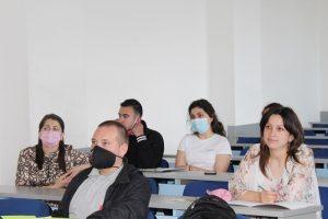 Работен момент от Секцията по езикознание