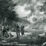 Предательство Иуды - 1834 год.