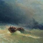 Кораблекрушение - 1880 год.