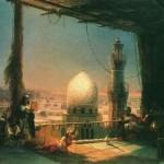 Сцены из каирской жизни - 1881 год.
