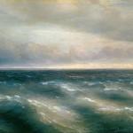 Черное море - 1881 год.