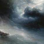 Гнев моря - 1886 год.