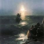Хождение по водам - 1890 год.
