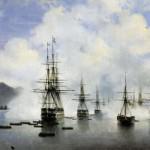 Десант Н.Н.Раевского у Субаши - 1839 год.